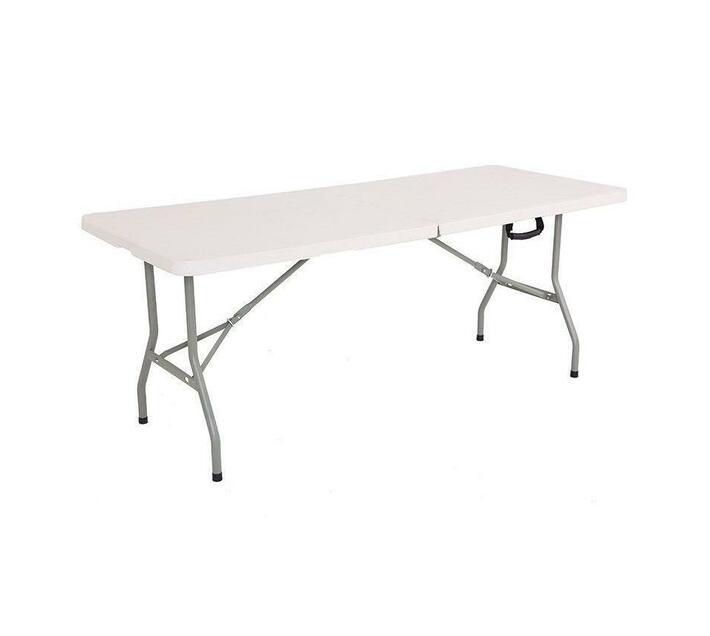 1.8m Fold in Half Plastic Folding Table