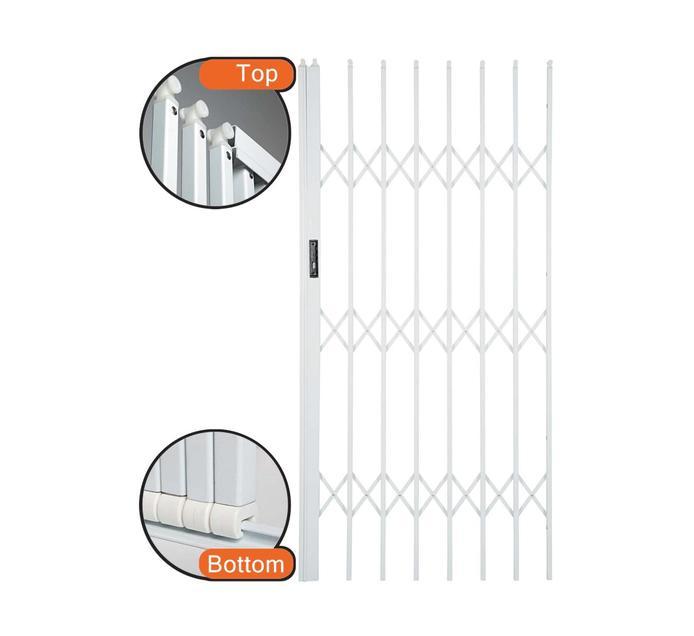 Xpanda 1000 x 2150 mm Aluglide Security Gate