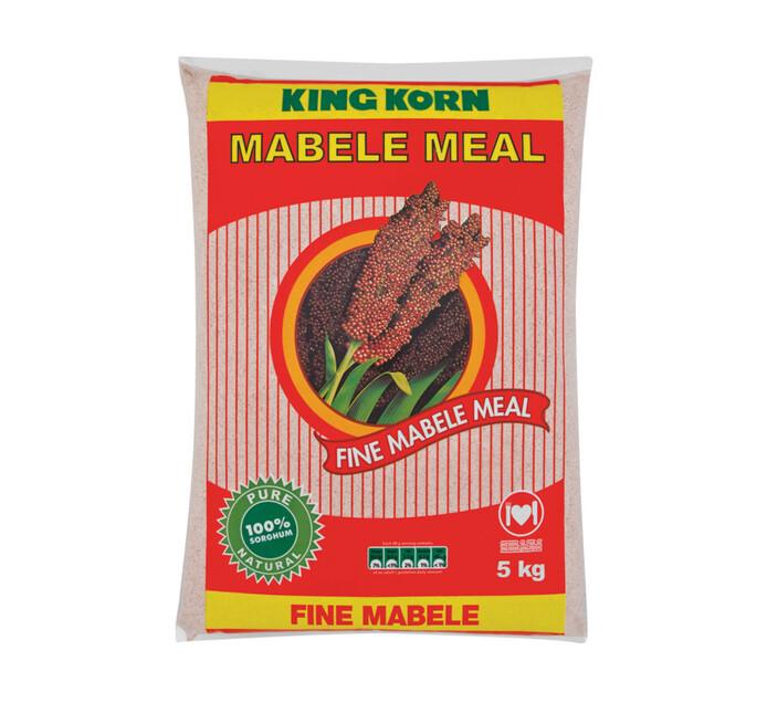 King Korn Mabele Meal Fine (1 x 5kg)