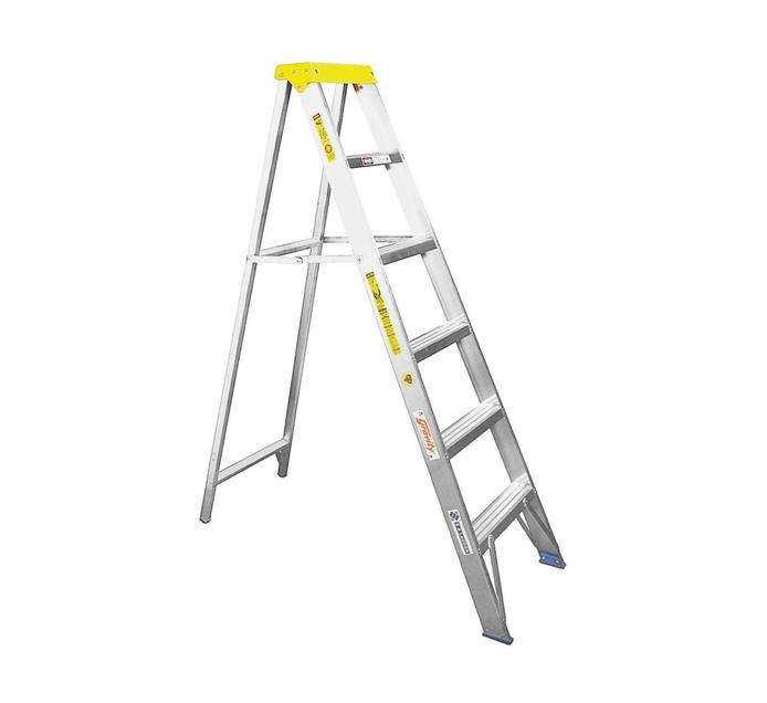 Gravity 1.8 m Aluminium 6-Step Ladder