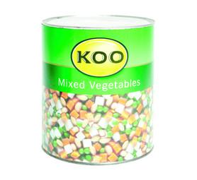 KOO Vegetables Mixed (1  x 3kg)