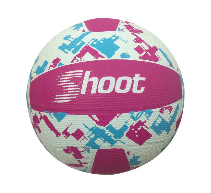 Shoot Size 4 Netball Ball