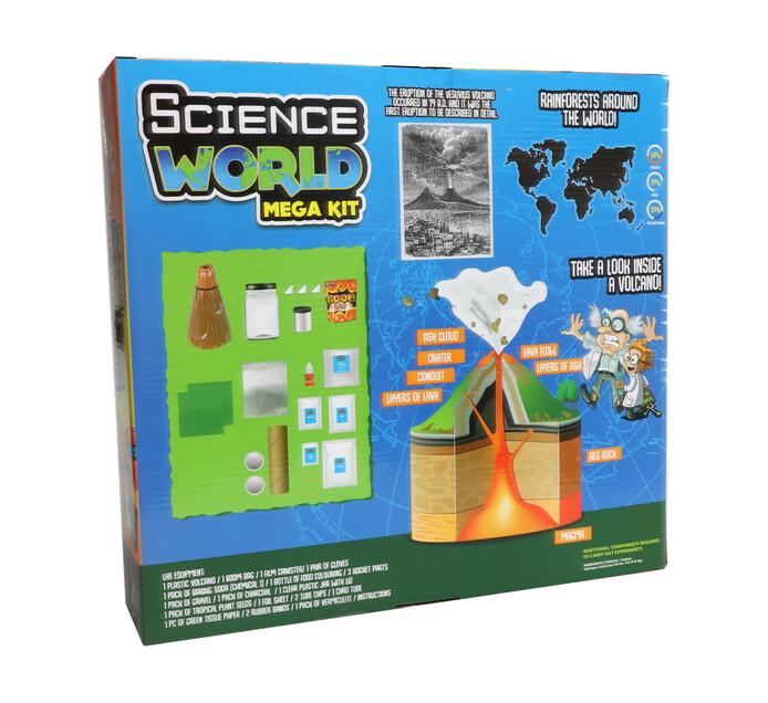Grafix Science World Mega Kit