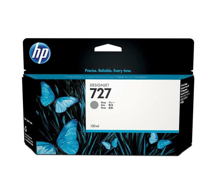 HP 727 - dye-based grey - original - ink cartridge