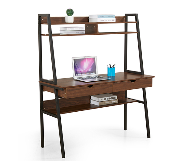 Urban Desk & Bookshelf