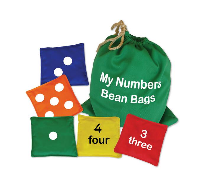 Bean Bags Numbers 1-5 Pack