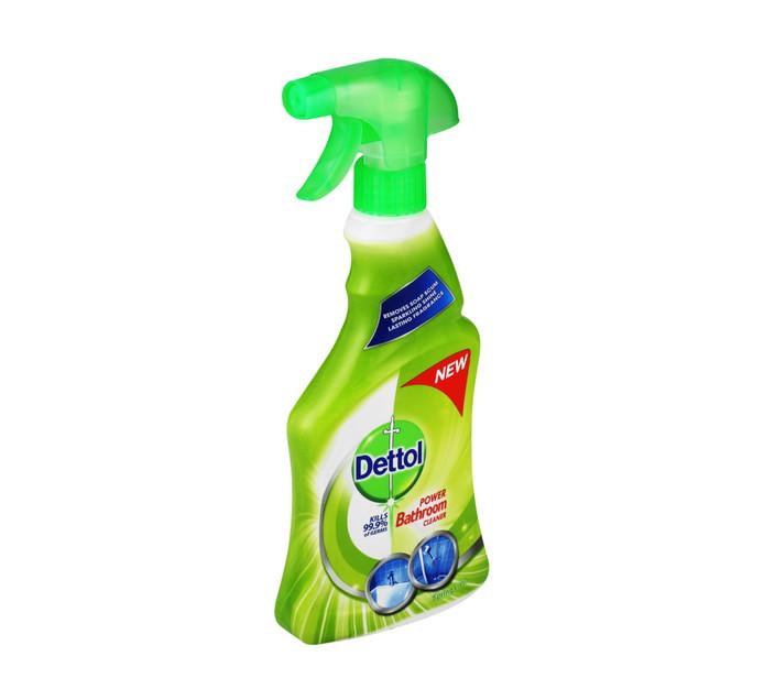 Dettol Trigger Liquid Cleaner (All variants) (6 x 500ml)