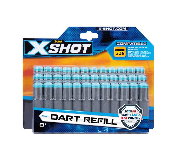 X-Shot Excel New Dart Refills