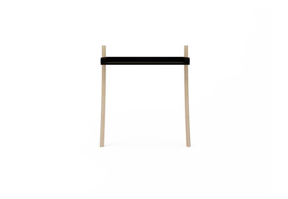 Leaning Desk - Black
