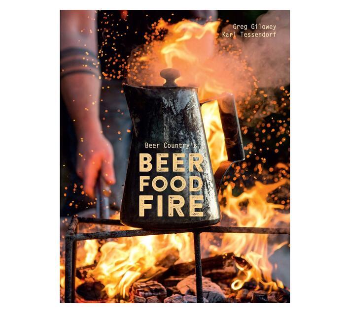 Beer country's beer, food, fire