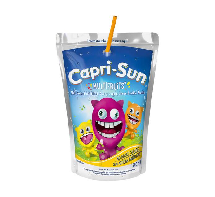 Capri Sun Fruit Juice Multi Fruits (8 x 200ml)