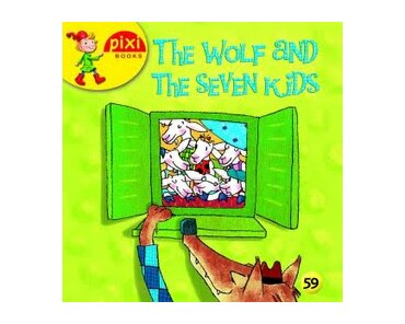 Mb- Wolf And The Seven Kids