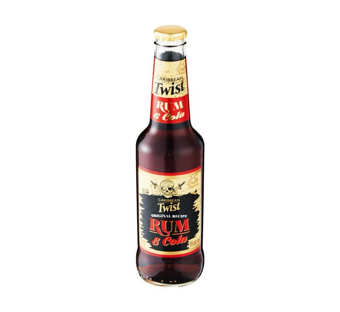 Caribbean Twist Rum & Cola (24 x 275 ml)