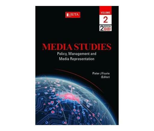 Media studies: Volume 2 : Policy management and media representation