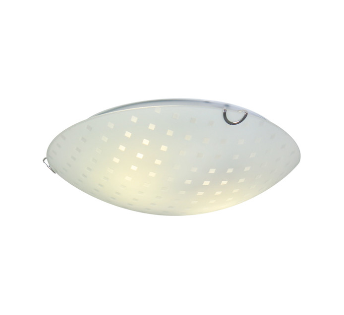 Eurolux Ceiling light square dot pattern