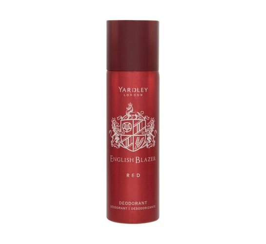 Yardley Male Deodrant ENGLISH BLAZER RED (6 x 125ml)