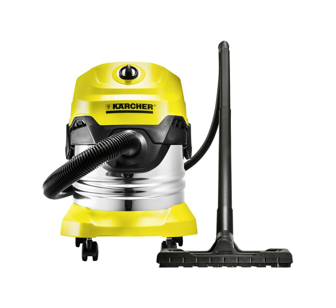 Karcher WD4P Wet and Dry Vacuum Cleaner