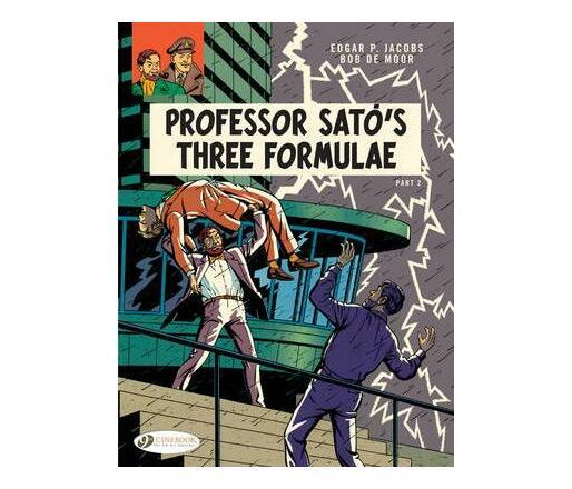 Professor Sato`s Three Formulae: Part 2