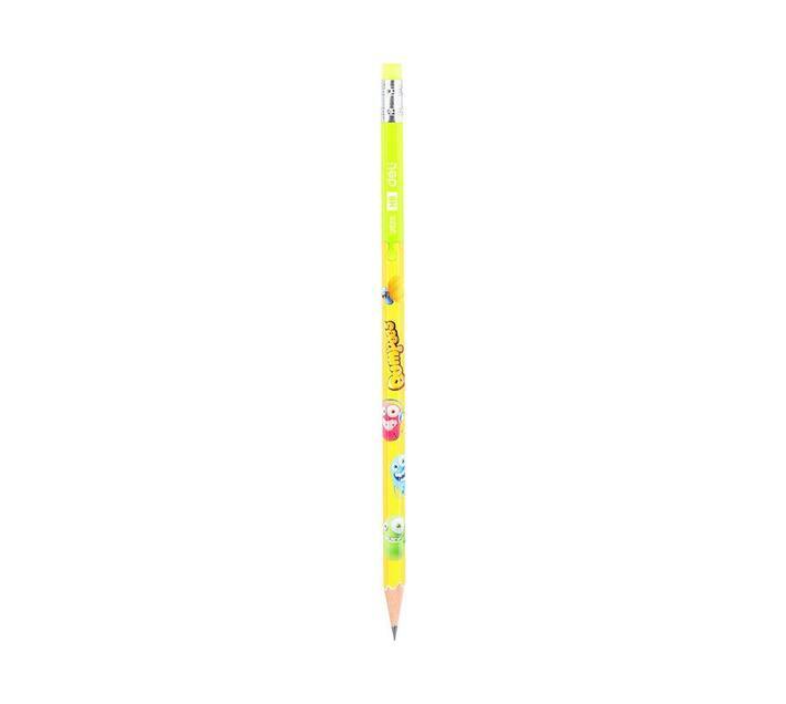 HB Pencils With Eraser - 12pcs