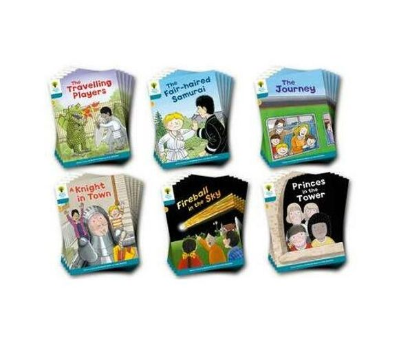 Oxford Reading Tree Biff, Chip and Kipper Stories Decode and Develop: Level 9: Pack of 36 (Multiple copy pack)