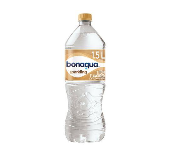 Bon Aqua Flavoured Water Litchi (1 x 1.5L)