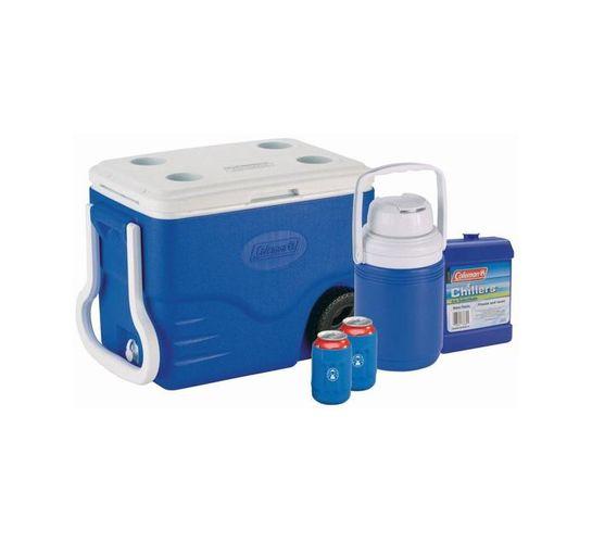 Coleman 3-Piece Combo Cooler Set plus Can Holders