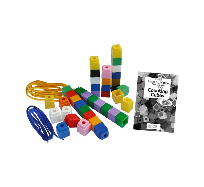 Smart 100 Piece Play Counting Cubes