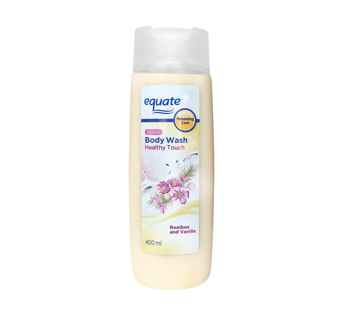 Equate Body Wash Healthy Touch (1 x 400ml)