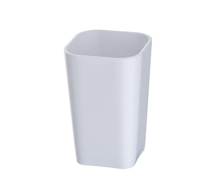 WENKO Toothbrush Tumbler - Candy Range - White