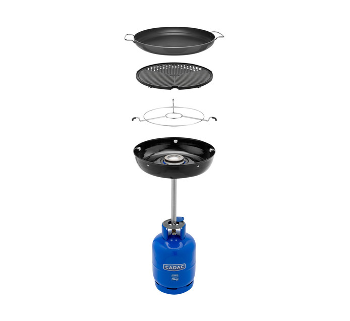 Cadac Grillogas and Paella Combo (Excludes Gas Cylinder)