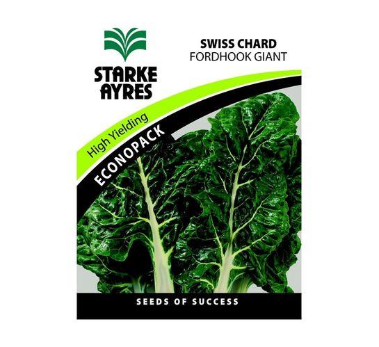 STARKE AYRES SWISS CHARD FORDHOOK 75G