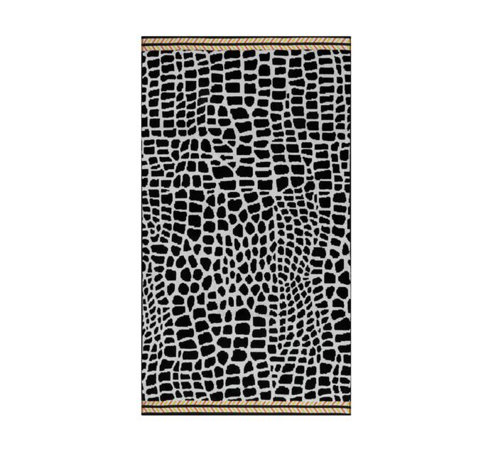 Primaries 90 x 150 cm Velour Beach Towel Serengeti