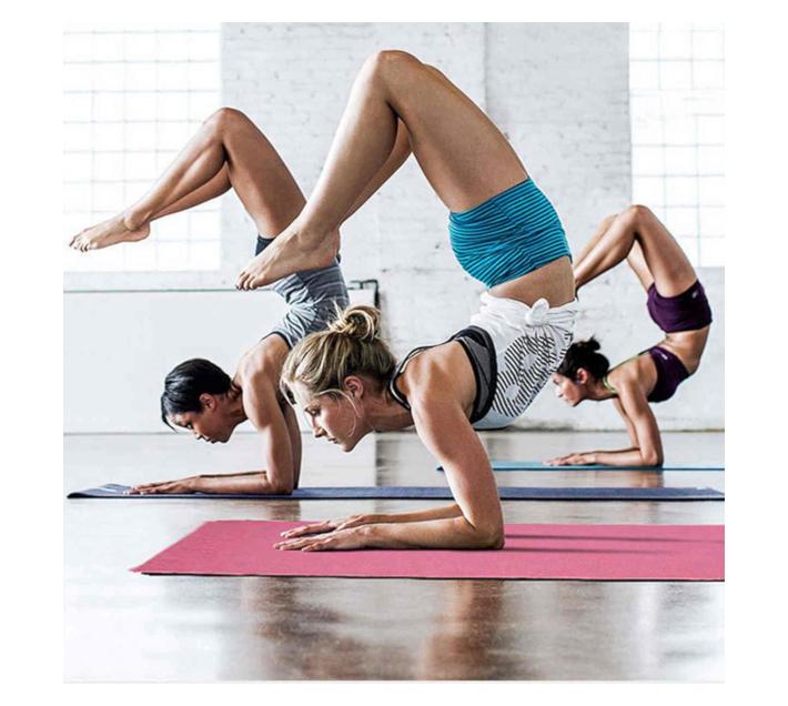 Wonder Gal Microfibre Yoga Towel - Pink