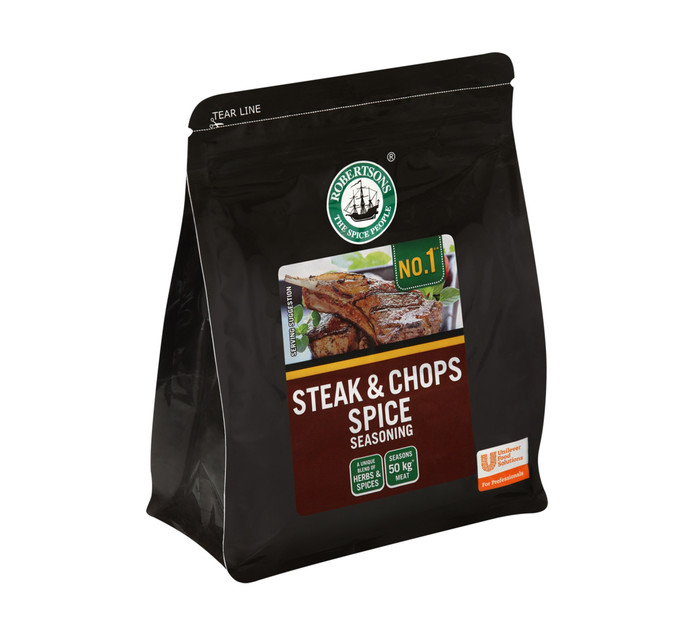 Robertsons Spice Steak and Chops (1 x 500g)