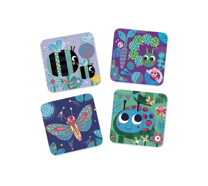 Djeco Scratch Boards- Bugs