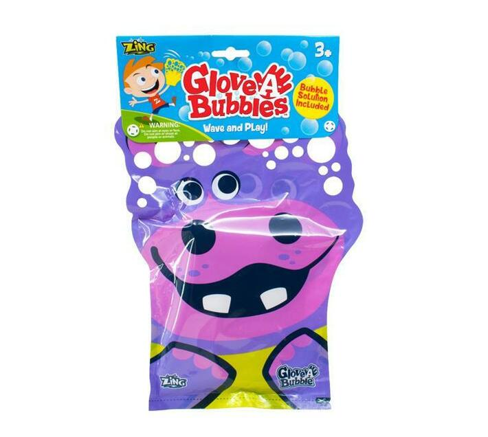 Glove a Bubble - Hippo