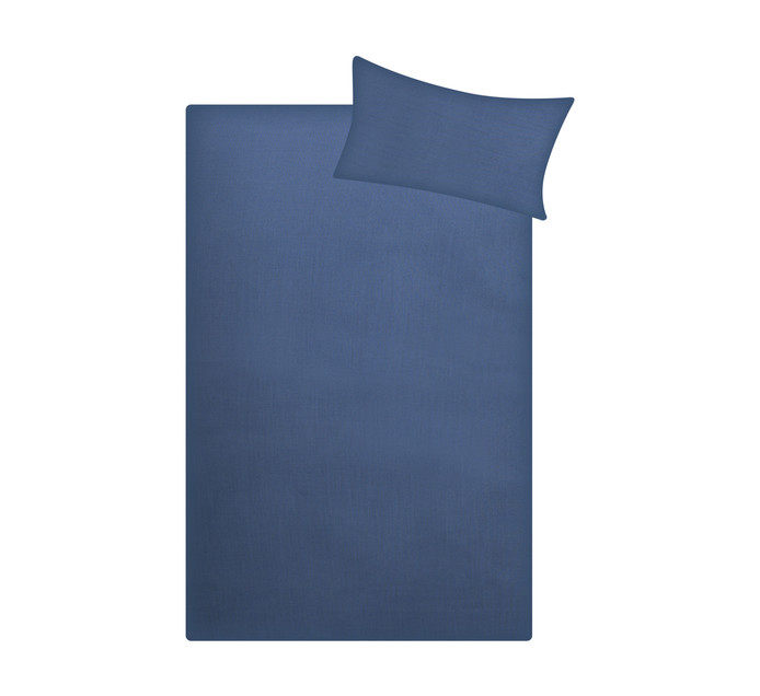 Primaries Double Duvet Cover Denim