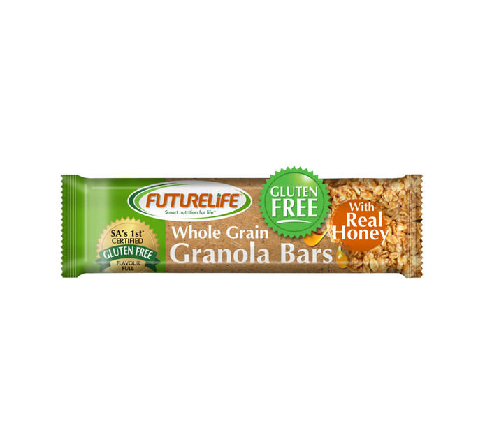 Futurelife Granola Bars Real Honey (18 x 40g)