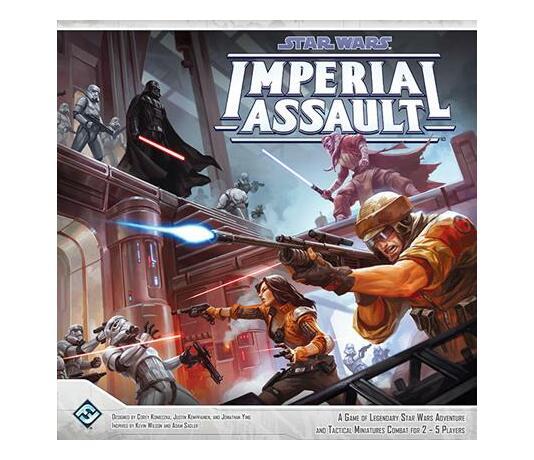 Star Wars Imperial Assault: Core Set