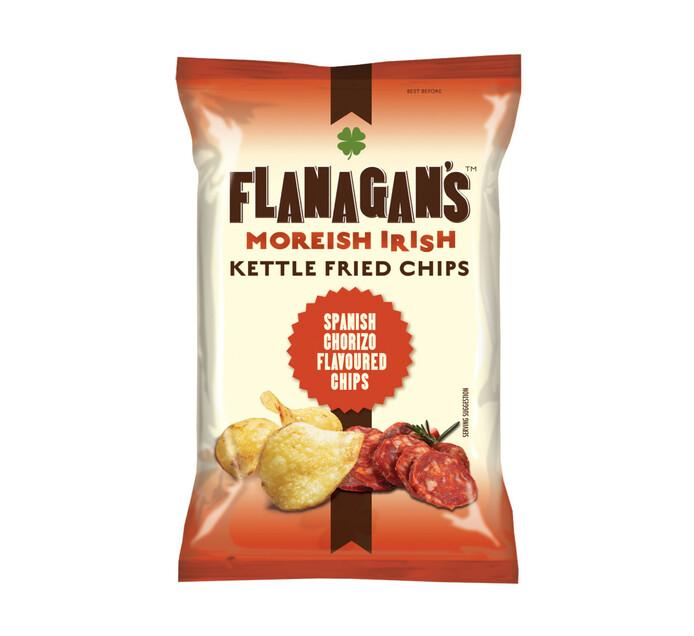 Flanagan's Potato Chips Spanish Chorizo (1 x 125g)
