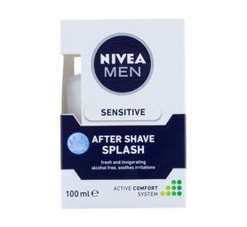 NIVEA Men After Shave Splash (1 x 100ml)
