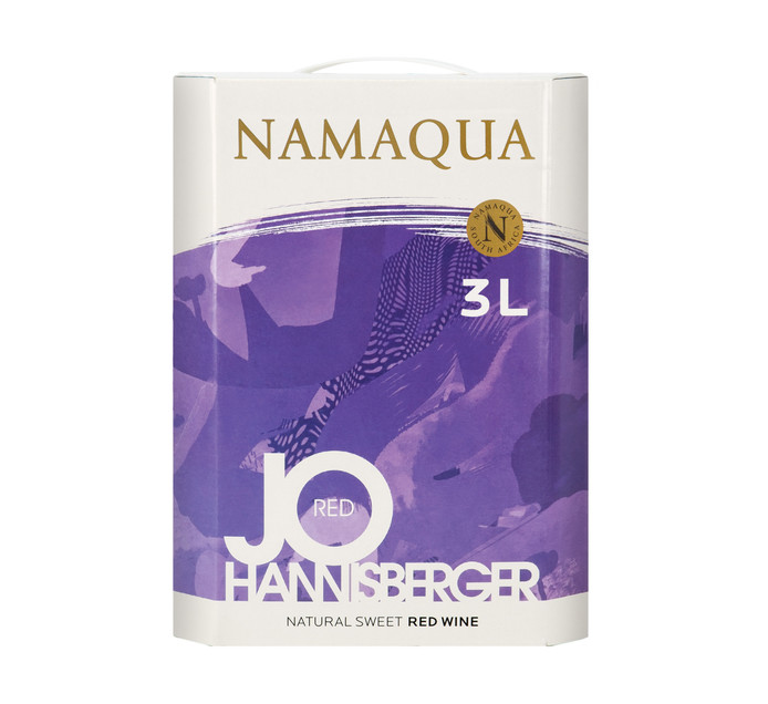 NAMAQUA Johannisberger Red (1 x 3L)