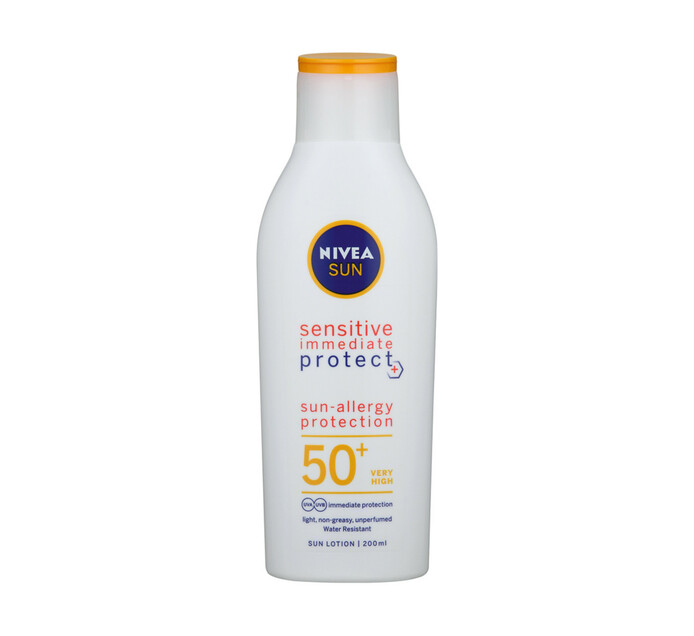 Nivea Nivea Sun S/Protection Lotion SPF50 (1 X 200ml)