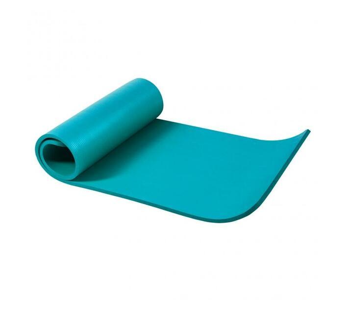 GORILLA SPORTS SA - Deluxe NBR Yoga Mat Blue 190x60x1.5cm