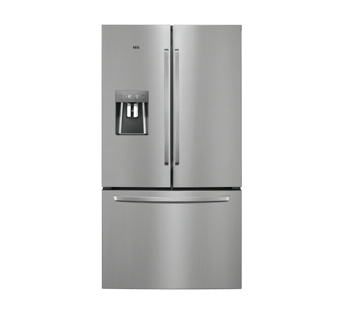 AEG 536 l French Door Frost Free Fridge with Water Dispenser