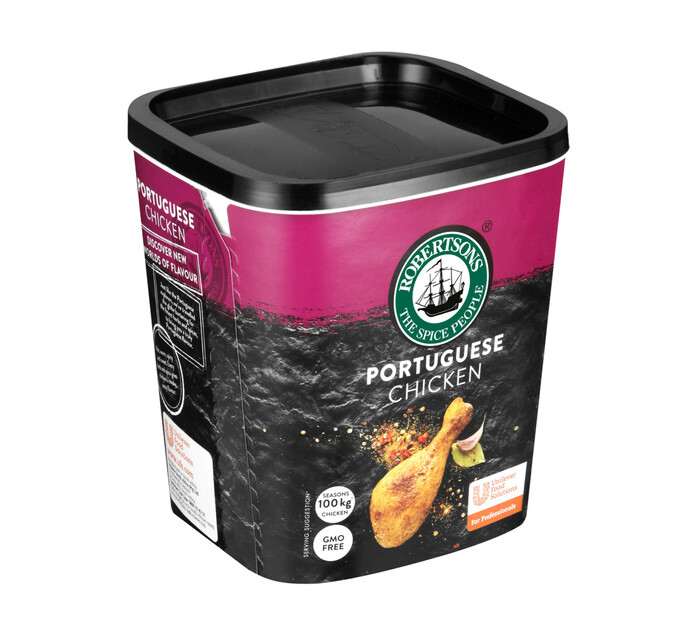 Robertsons Spice Portuguese Chicken (1 x 1kg)