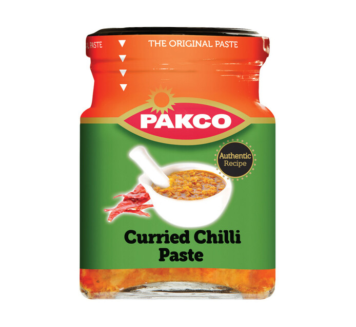 Packo Pickle Paste Curried Chilli (1 x 220g)
