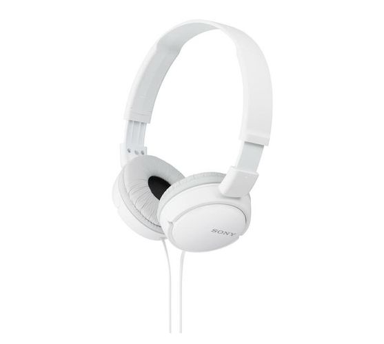 Sony MDR-ZX110 Headphones - White