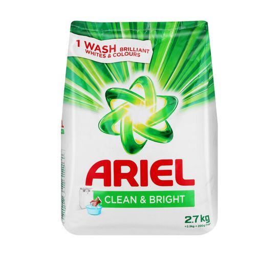 Ariel Hand Wash Powder Original (1 x 2.5kg + 200g)