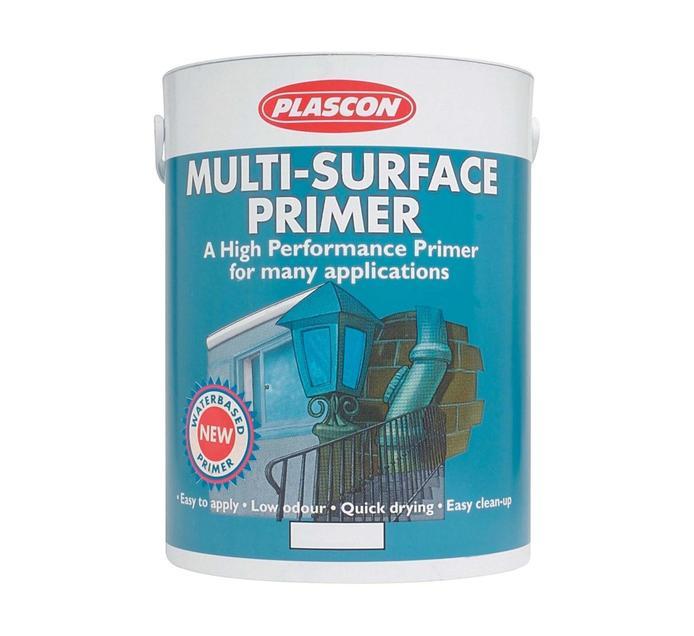 Plascon 5L Multi-Surface Primer